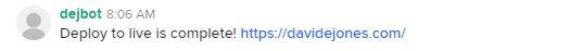 keybase bot notification